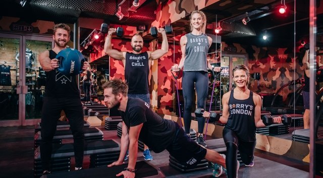 Barry's Bootcamp SW1