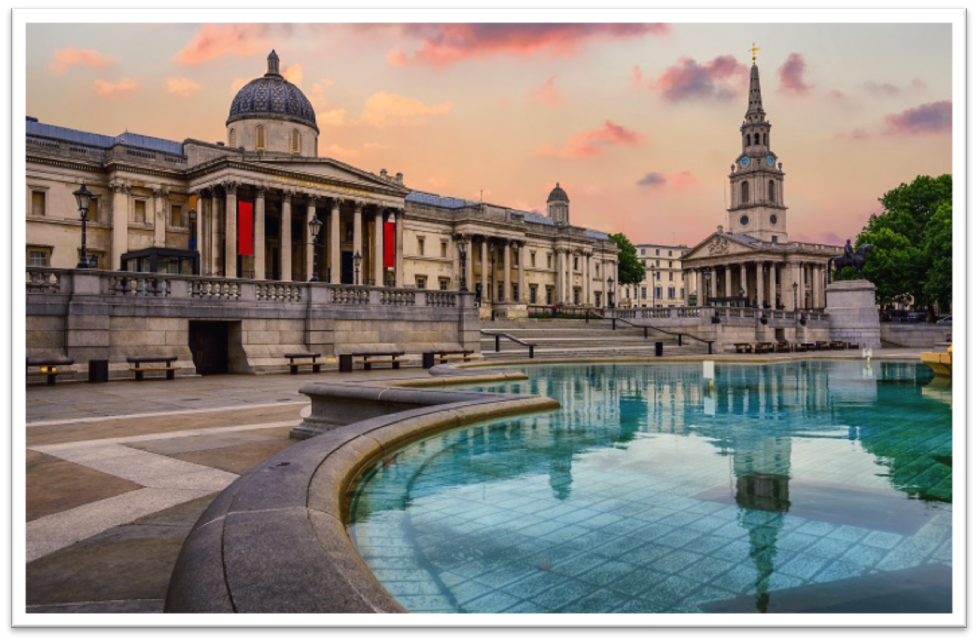 The art galleries are among the best free attractions in London